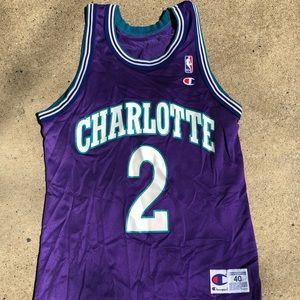 VTG Larry Johnson Champion Jersey NWOT Size 40